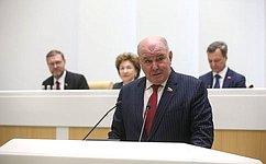 Г. Карасин возглавил Комитет СФ помеждународным делам