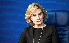 И. Святенко: Комитет СФ посоциальной политике подготовит план пореализации задач, которые обозначил Президент