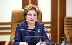 Г.Карелова: Здравоохранение– важнейший приоритет государственной политики