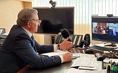 С. Лукин: Большинство вопросов, поднятых наприеме гражданами, решаются при их активном участии