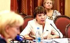 В.Зганич: Наша задача— защитить институт семьи ипомочь детям-сиротам стать полноценными гражданами