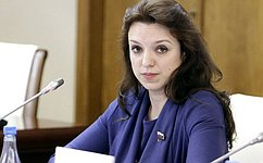 Президент четко обозначил задачи для законодателей всоциально-экономической сфере— Ю. Вепринцева