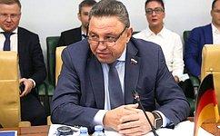 В. Тимченко: Законодательная сфера регулирования развития искусственного интеллекта вРоссии активно развивается