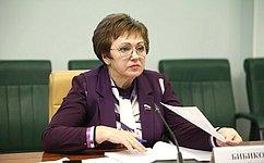 Е. Бибикова разъяснила гражданам ряд вопросов, связанных спорядком начисления пенсий постарости