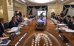 В. Матвиенко: Российско-японский межпарламентский диалог нацелен наукрепление отношений между народами двух стран