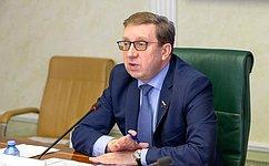 А. Майоров: Мы готовы предоставить площадку СФ для конструктивного обсуждения ипродвижения инициатив, необходимых для развития лесного комплекса