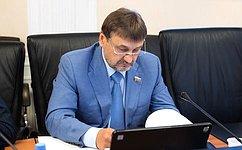 В.Лебедев: Совершенствованию правового регулирования вобласти охоты исохранения охотничьих ресурсов придается особое значение