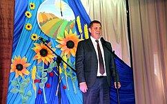 Н. Семисотов: Развитие сельского хозяйства– стратегический приоритет Волгоградской области