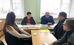 И.Рукавишникова: Юридическая составляющая есть практически вкаждом обращении дончан