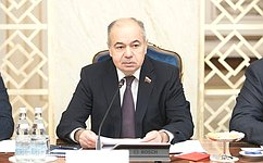 И.Умаханов: Рассматриваем сотрудничество сТурцией всфере бизнеса одним изприоритетных направлением