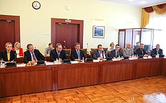 Ю. Воробьев: Вологодчина– привлекательная площадка для реализации проектов иностранными компаниями