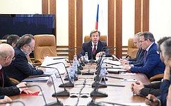 А.Пушков: Проблемы регионального телевещания требуют внимания состороны законодателей