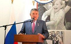 Ю. Воробьев принял участие вобластном образовательном салоне, проходящем вВологде