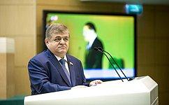 В. Джабаров: Без жесткой позиции Запада попрекращению кровопролития наЮго-Востоке Украины война будет продолжаться