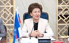 Г.Карелова: Второй Евразийский женский форум открыл новую страницу сотрудничества России сЮНИДО