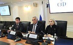 Сенаторы РФ приняли участие взаседании Постоянной комиссии ПА ОДКБ пополитическим вопросам имеждународному сотрудничеству
