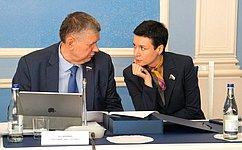 Е.Бушмин иИ.Рукавишникова вРостовской области рассмотрели социально значимые вопросы