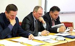 В.Тимченко: Изменение концессионного законодательства исовершенствование регулирования концессионных соглашений– прямой путь крешению серьезных проблем муниципалов