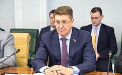 А.Шевченко: Сокращение межрегиональных диспропорций имеет стратегическое значение