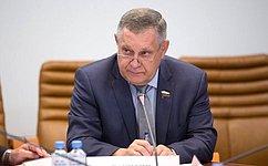Сенаторы рассмотрели вопросы, связанные снакопительно-ипотечной системой кредитования военнослужащих