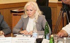 О. Ковитиди: Международному сообществу необходимо определить совместную тактику истратегию борьбы стерроризмом