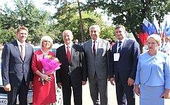 А. Шевченко принял участие вработе совещания работников образовательной сферы