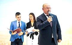 Совет Федерации приступил косуществлению новой программы «Эколята сельских поселений России»— Г.Орденов