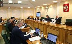 Профильный Комитет СФ рекомендовал одобрить закон опродлении для ряда категорий срока государственной гражданской службы