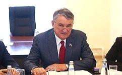 Ю. Воробьев провел личный прием граждан вВологде