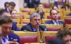 М. Козлов: Экономическая безопасность— важная составляющая национальной безопасности