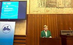 Л. Бокова: Важная особенность России– наличие вее составе этнокультурных групп ссохранением их национального своеобразия
