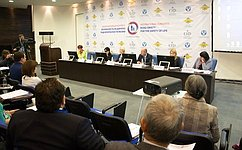 Л.Бокова: Безопасность надорогах повышает качество жизни людей сограниченными возможностями