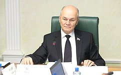 М. Щетинин: Меры, принятые врамках исполнения Постановления Совета Федерации, спасли отпожара один миллион гектаров леса