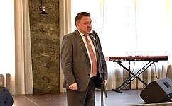 Вячеслав Тимченко принял участие работе юбилейного Пленарного заседания Законодательного собрания Кировской области
