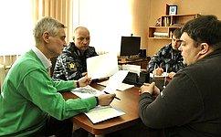 Трудоустройству осужденных поможет взаимодействие учреждений ФСИН ибизнеса— С.Фабричный