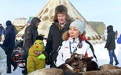 В.Зганич: Праздник «Буран-Дей» может стать туристическим продуктом-брендом НАО