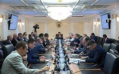 Врамках Дней Рязанской области вСФ сенаторы обсудили развитие институтов гражданского общества врегионе
