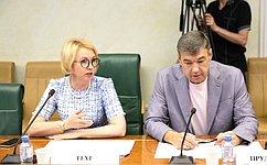 Вопросы цифровой трансформации сельских территорий рассмотрели вСовете Федерации