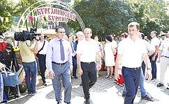 Россия должна быть яркой, сильной иконкурентоспособной— Н.Федоров