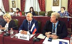 СФ уделяет внимание формированию благоприятных правовых условий для развития инноваций— А.Кондратенко