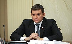 Н. Журавлев выступил назаседании коллегии Росфинмониторинга