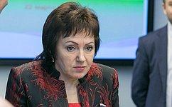 ВПсковской области активно идёт выполнение «майских указов» Президента России— Е.Бибикова