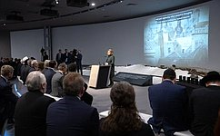 В.Матвиенко: Мы неимеем права забывать преступления нацистов против человечности