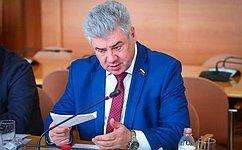 ВРоссии вцелом сформирована правовая база противодействия экономическим икоррупционным преступлениям– В.Бондарев