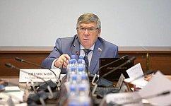 Решение опередаче Ростуризма введение Министерства экономического развития отвечает требованию времени— В.Рязанский