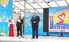 М. Козлов: Волгореченск сегодня— один изсамых экономически развитых городов Костромской области