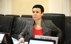 И. Рукавишникова: Внедрение элементов ГЧП иМЧП может стать эффективным стимулом развития цифровой экономики регионов