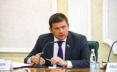 Н.Журавлев: Совет Федерации принял самое деятельное участие взаконодательном обеспечении комплекса мер поподдержке экономики исоциальной сферы впериод пандемии