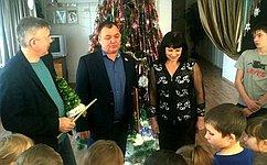 А.Суворов: Новый год для каждого изнас это определенный рубеж– время для подведения итогов и, конечноже, новый старт