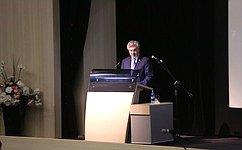 В.Бондарев: Научные учреждения Сибирского отделения РАН успешно осуществляют исследования винтересах безопасности страны